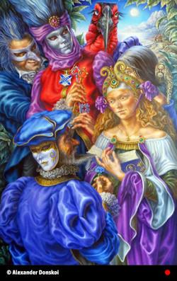 The Key of Masquerade