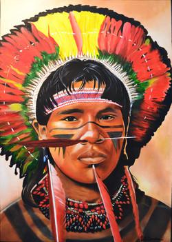 Índio Guaraní