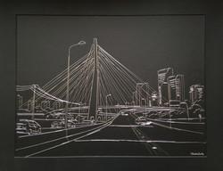 Ponte Estaiada - SP