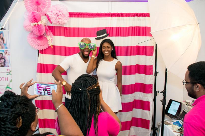 Pop Up Studio @ Bliss Bridal Trunk Show