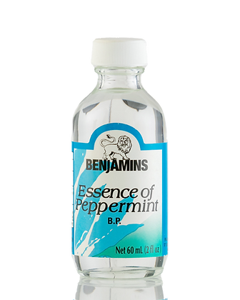Benjamins Essence of Peppermint