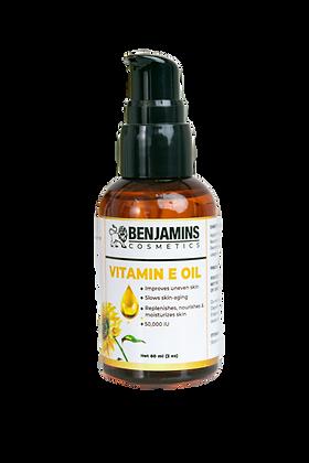 Benjamins Cosmetics Vitamin E Oil