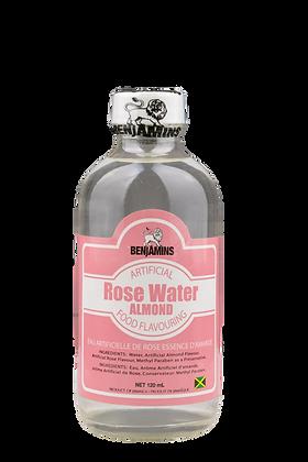 Benjamins Artificial Rose Water Almond Food Flavouring