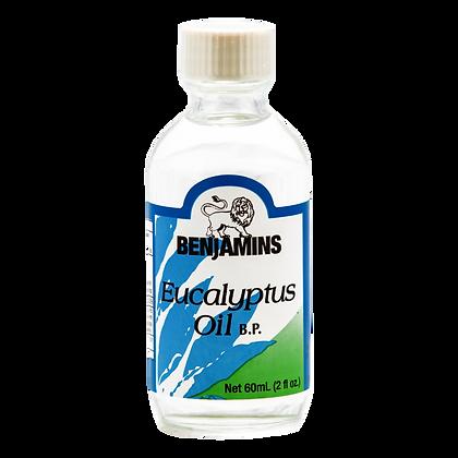 Benjamins Eucalyptus Oil