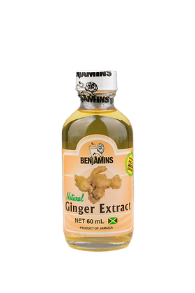 Benjamins Natural Ginger Extract