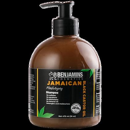 Benjamins Cosmetics Moisturizing Shampoo