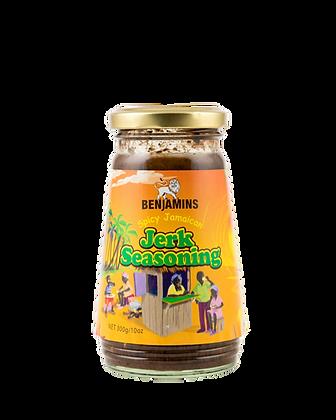 Benjamins Spicy Jamaican Jerk Seasoning