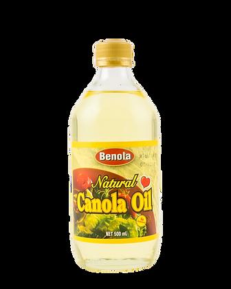 Benola Natural Canola Oil