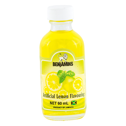 Benjamins Artificial Lemon Flavouring