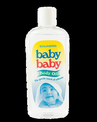 Benjamins Baby Baby Oil