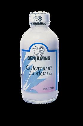 Benjamins Calamine Lotion