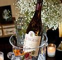 honeymoon suite decoration - amenity - omni wedding - austin, tx