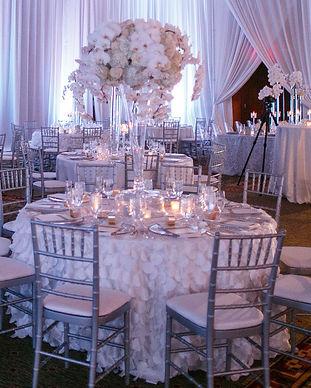 silver-table-grey-table-drape-luxury-wedding-austin