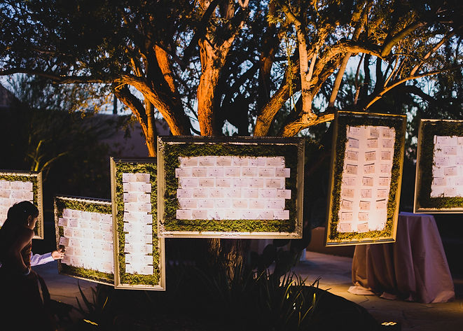 escort-cards-tree-wedding-austin-wedding-planner-four-seasons-hotel-lighting