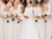 bridesmaids-natural-bouquets-wedding-florist-austin-tx-bridal-dress-bridesmaids-unbridaled-austin