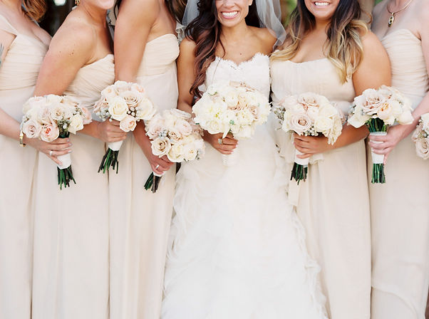 bridesmaid nude wedding dresses wedding party - best day of wedding coordinator austin tx and dripping springs, tx