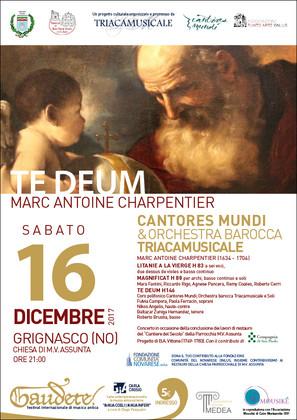 31° Concerto di Natale - Cantores Mundi & Orchestra Barocca Triacamusicale