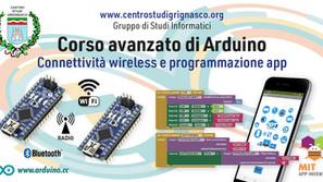 Corso avanzato di Arduino 2019-2020
