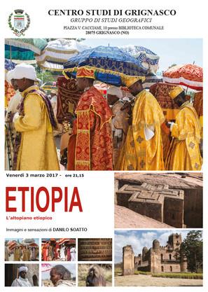"""Proiezione """"Etiopia"""" di Danilo Soatto"""