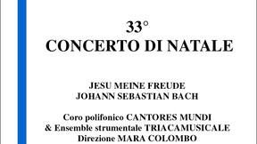 33° CONCERTO DI NATALE