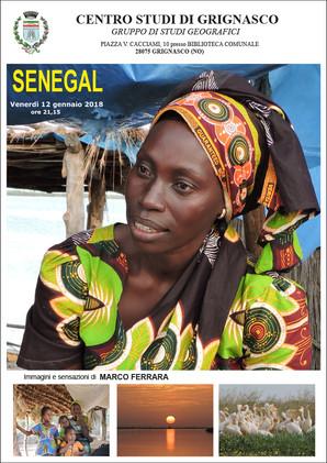 """Proiezione """"Senegal"""" di Marco Ferrara"""