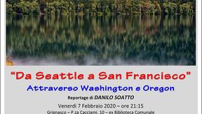 "Proiezione ""Da Seattle a San Francisco"""