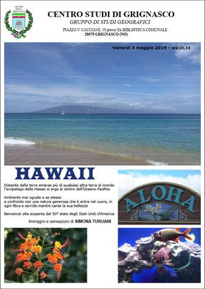 Proiezione Hawaii