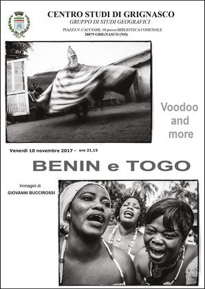 """Proiezione """"Benin e Togo - Voodoo and more"""" di Giovanni Buccirossi"""