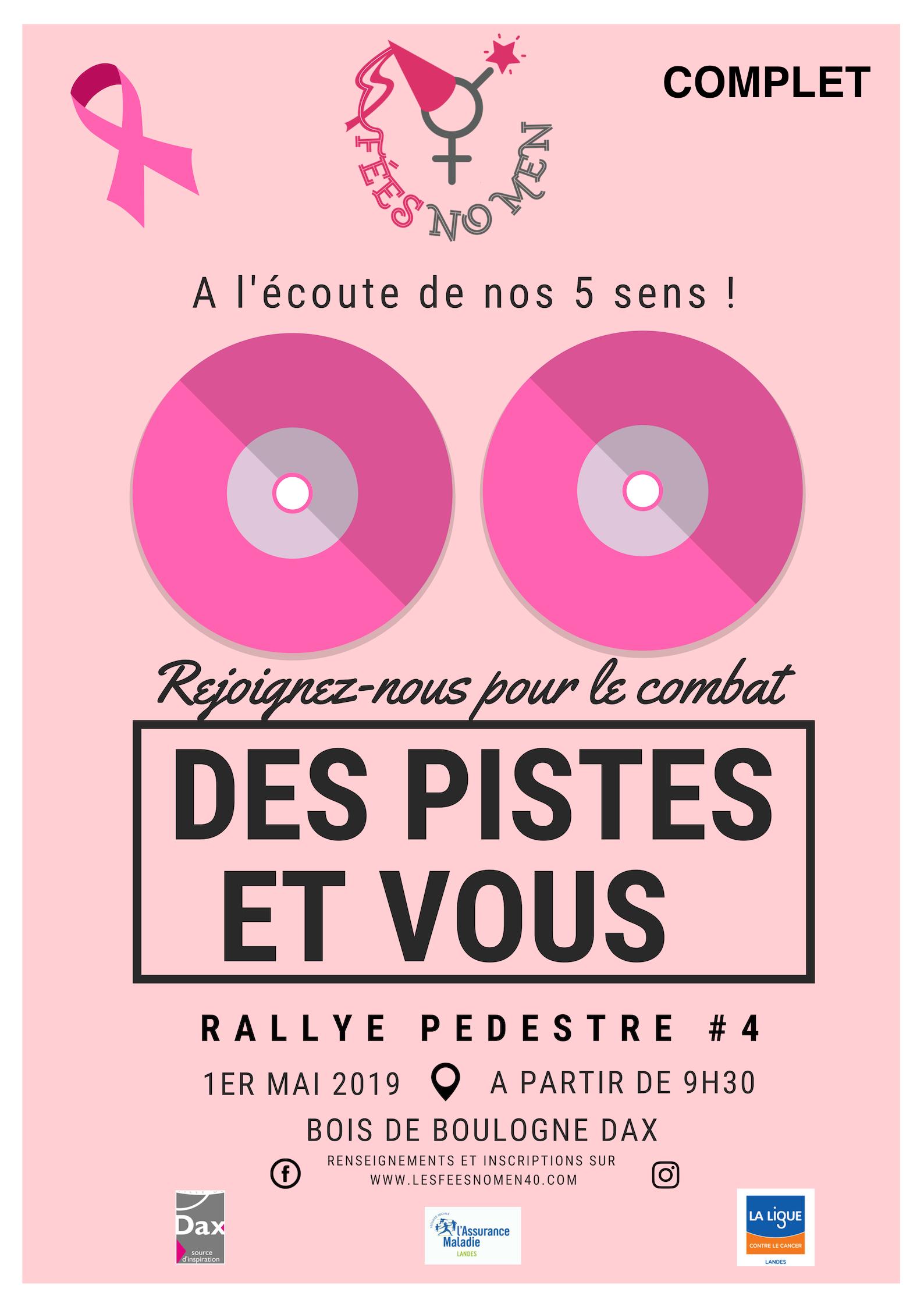"""#4 - Rallye """"Des Pistes et Vous"""""""