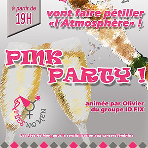 1ère Pink Party