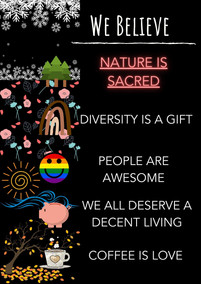 Nature is sacred