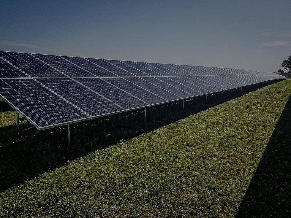 Solar Panel Installation At Olympia High School