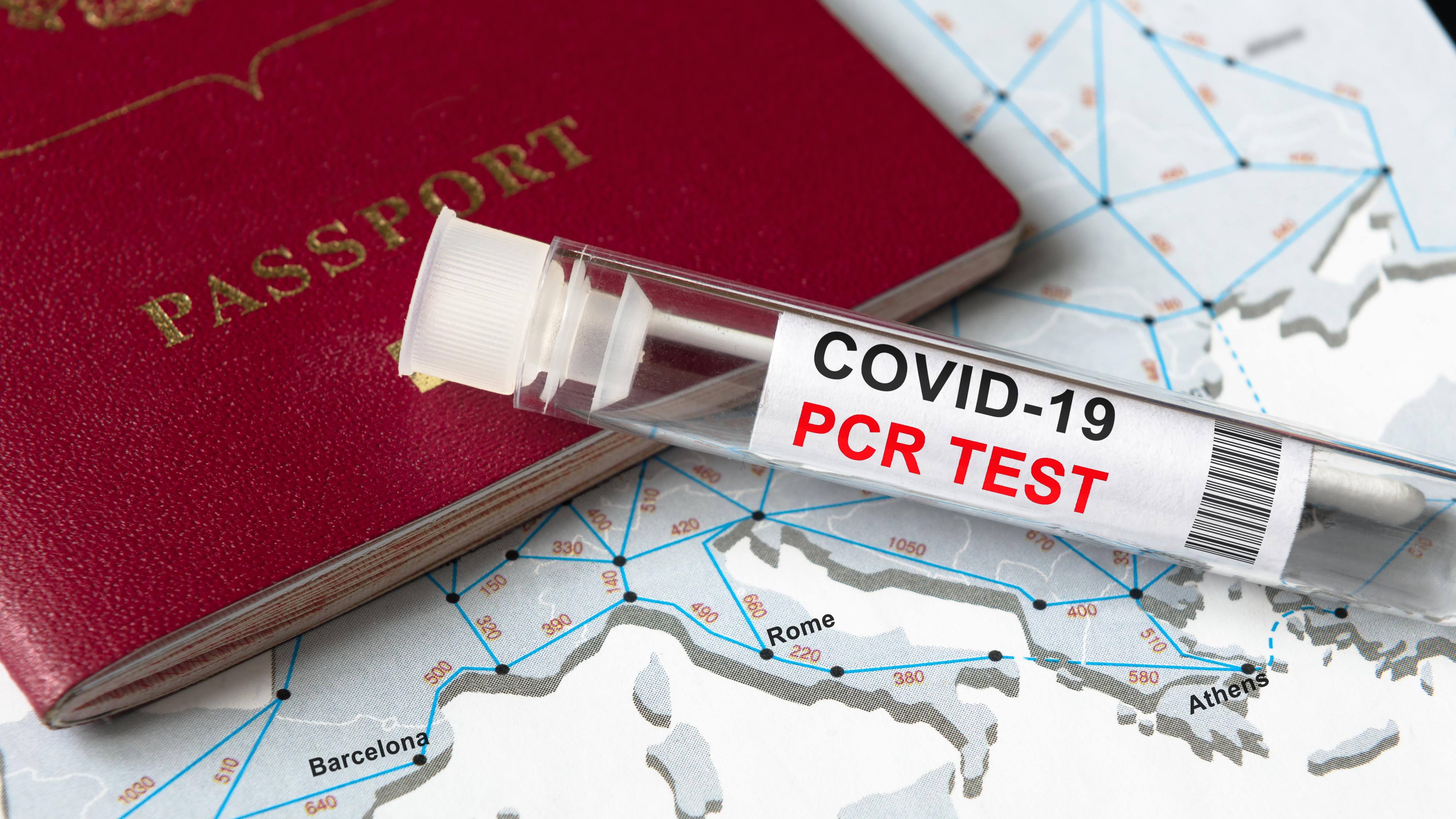 Dobrovolný PCR test (VP5)