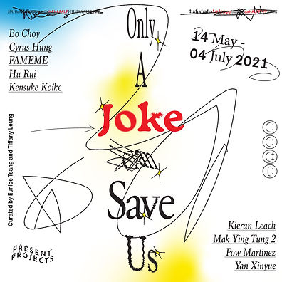 Only A Joke Can Save Us