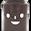 Thumbnail: Smiley Ceramic Jar