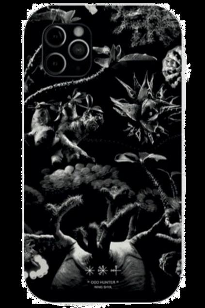 PLANTS OF GODS iPhone Case