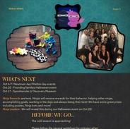 October Newsletter -