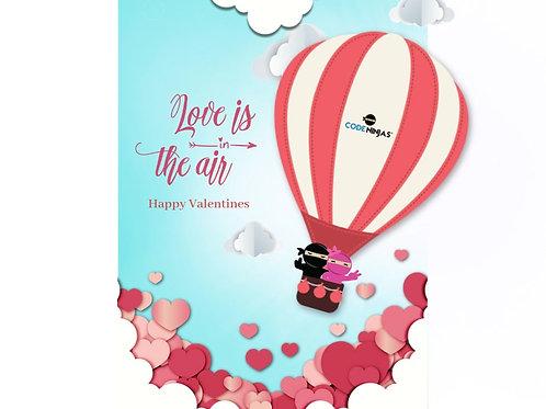 Happy Valentines Animation