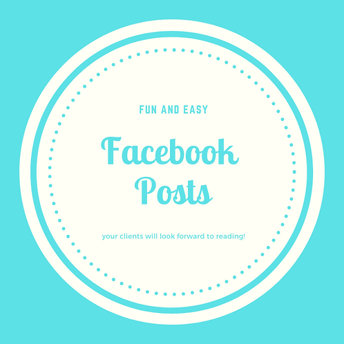 Monthly Facebook Package