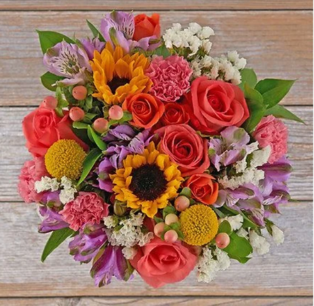 Bouquet of Flowers from Bouqs Company