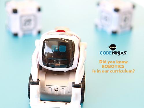 Robotics 2 - Facebook Post