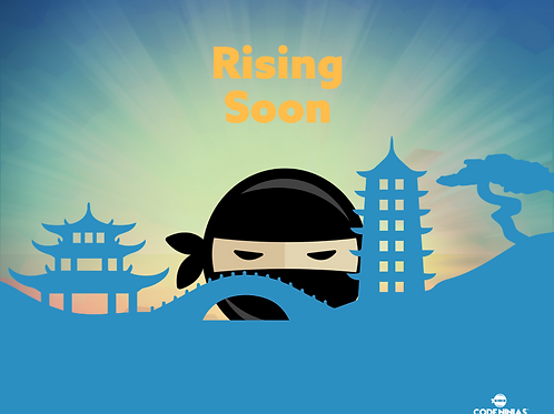 Rising Soon - Facebook Post
