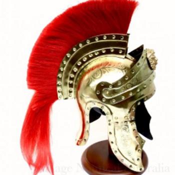 Warrior Helmet - Roman Imperial