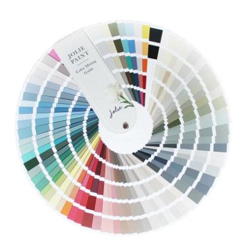 Jolie  Colour mixing Card