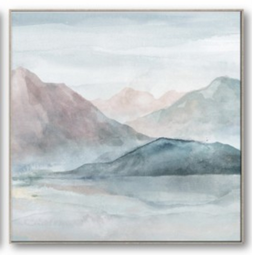 Art  - Mountains Right