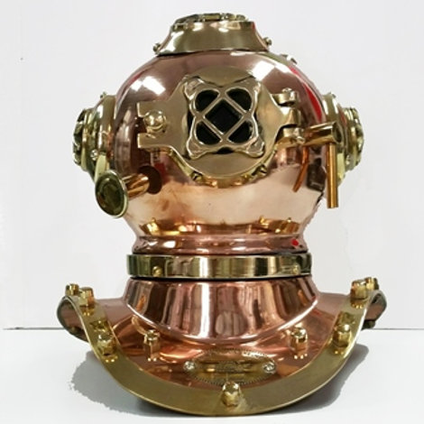 Diving Helmet Miniture