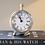 Thumbnail: Table Clock Two Tone