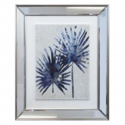 Mirror Frame Art - Palm Set