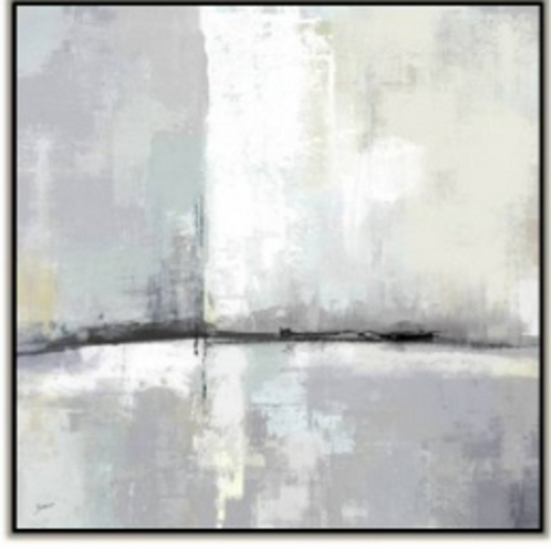 Framed Canvas Storm 2