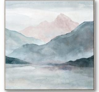 Art  - Mountains